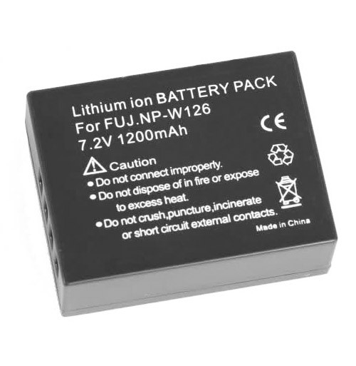 Батарея Fuji NP-W126 (аналог)