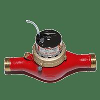 Счетчик горячей воды сухоход Sensus AN 130 Qp 6,0 DN 32