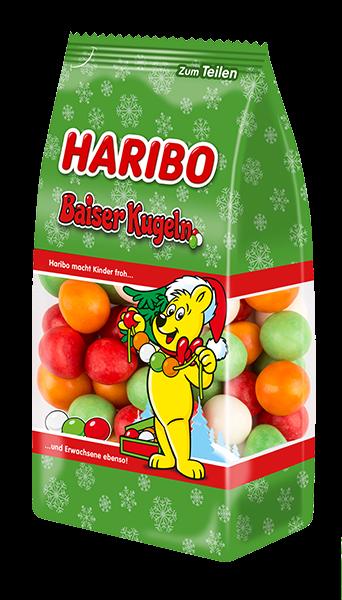 Жевательные конфеты Haribo Baiser-Kugeln 250 г