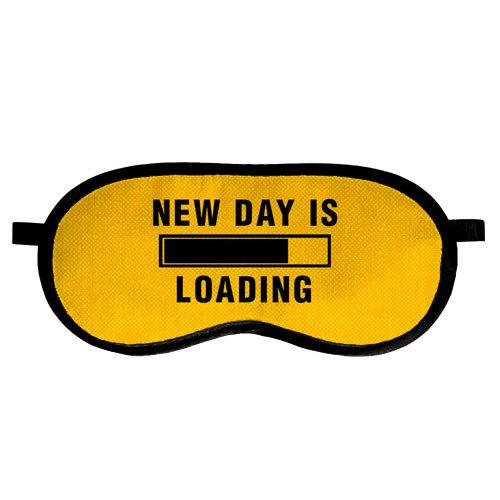 Маска для сна New day is loading (MDS_19M018)