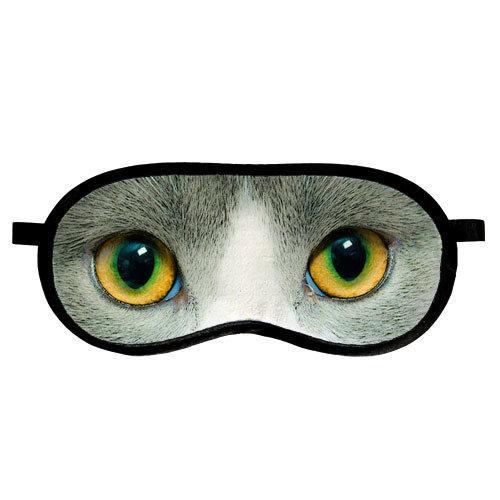 Маска для сна, Глаза котика (MDS_19M002)