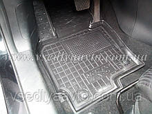 Водительский коврик в салон MAZDA CX5 с 2011 г. (AVTO-GUMM)