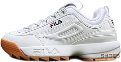 Мужские кроссовки Fila Disruptor ll FS1HTA1072X White, Фила Дизраптор