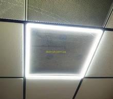 Светодиодная светильник рамка LED 600х600мм  48вт 6500К 4320Lm