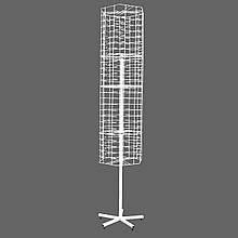 Металева вертушка для продажу окулярів 144 місця від виробника