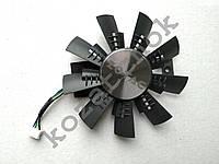Вентилятор №88 кулер для видеокарты Zotac AMPExtreme GTX 1070Ti 1080 GA91S2H GA92S2U