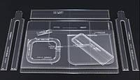 Лекало шаблон сумки унисекс AAB-52, фото 1