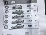 Комплект накладок на педали Audi A1 8X 2014> Audi A3 8V 2013> АКПП 8v1064205a, фото 4
