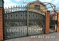 Металлические решетки на окна, ворота, калитки, заборы, козырьки и т.д