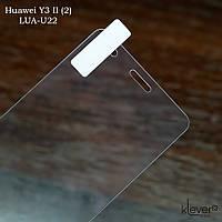 Защитное стекло 2,5D для Huawei Y3II (2) (LUA-U22)
