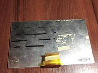 Дисплей матрица  планшета SANEI N77 Б/У