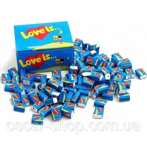 Жвачка Love is 2 шт.