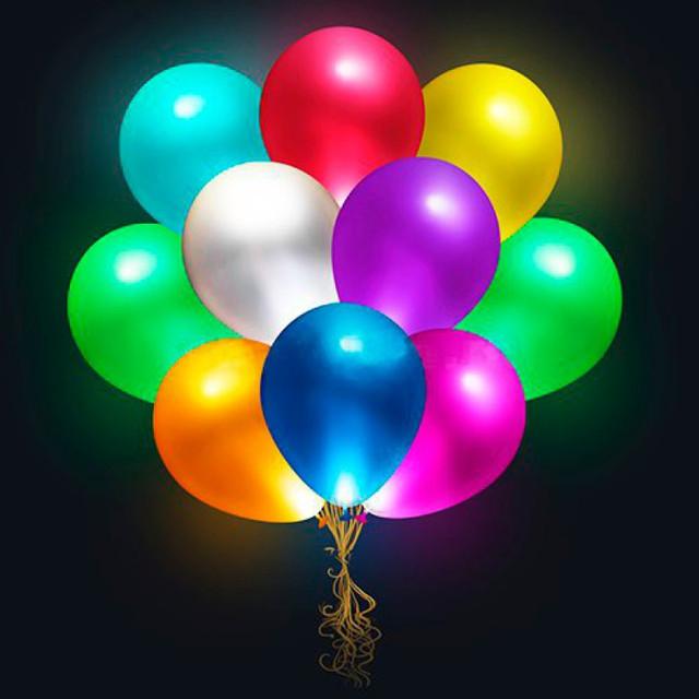 купить светодиоды для воздушных шаров в Украине