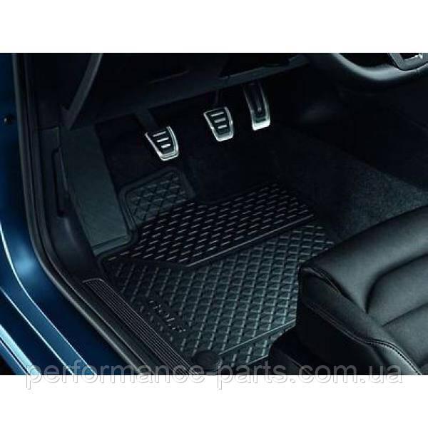 Оригинальные коврики Volkswagen Touran комплект перед-зад 4 штуки 1T1061500A82V