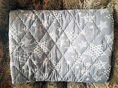 "Летнее стеганое одеяло ""Звезды"" - 172х205"