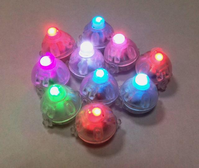 Заказать или купить светодиоды для воздушных шаров в Украине: Харьков, Киев, Одесса, Днепр, Львов, Николаев.