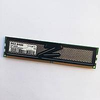 Игровая оперативная память OCZ Vista Upgrade DDR2 2Gb 800MHz PC2 6400U CL5 (OCZ2VU8004GK) Б/У, фото 1