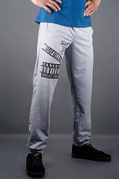 Мужские спортивные штаны Рикко, цвет серый / размерный ряд 50,52