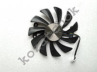 Вентилятор №89 кулер для видеокарты Zotac AMPGTX 1070Ti 1080 GFM10012H12SPA GAA8S2U