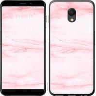 Чехол EndorPhone на Meizu M6s Розовый мрамор 3860c-1364-19016 (hub_NJbc14258)