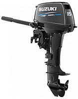 Двухтактный лодочный мотор SUZUKI DT15AS