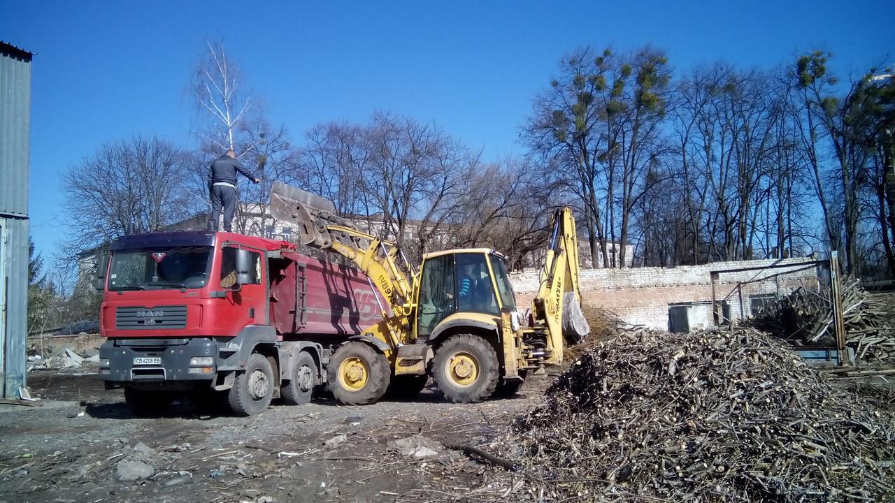 Демонтаж зданий и сооружений Киев