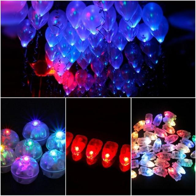 Светодиоды для воздушных шаров купить оптом в Украине.