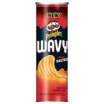 Чипсы Pringles Classic Salted
