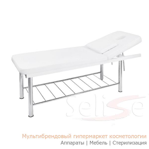 Кушетка косметологическая для массажа стационарная механическая ZD-807