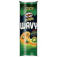 Чипсы Pringles Roasted Jalapeno