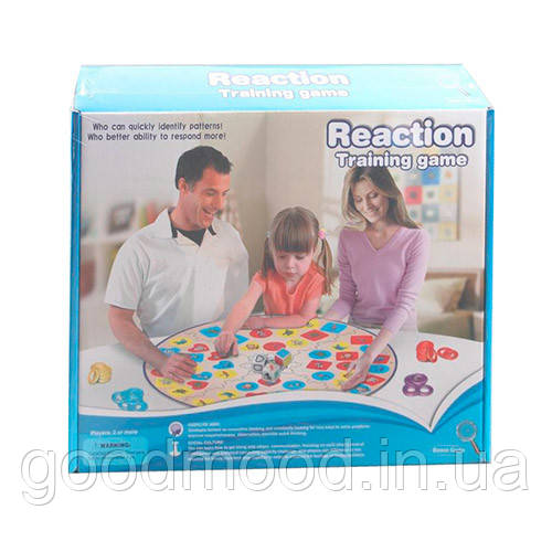 Настільна гра 6113 Знайди скарби, ігрове поле, кубики, кільця, кор., 35-21-6,5 см.