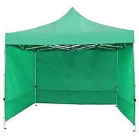 Стенки для торгового шатра 3х4,5 м, забор на три стороны, разные цвета