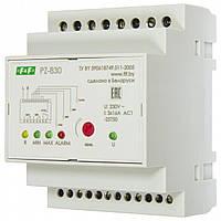 Реле уровня PZ-830 RC B 3-уровневое 16А 4S без зондов F&F
