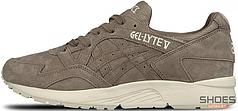Женские кроссовки Asics Gel Lyte V Taupe Grey H736L-1212, Асикс Гель Лайт 5