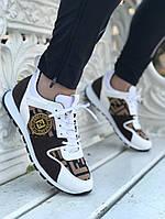 Мужские кроссовки Fendi, Реплика, фото 1