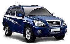 Защита двигателя, КПП, раздатки Chery Tiggo 2006-2012