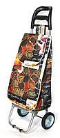 Хозяйственная сумка - тележка с железными колесами Shoping Spice