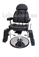 Кресло педикюрное гидравлическое 227B-2 Black