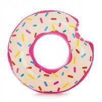 Надувной круг Intex 56265 «Пончик» (107 х 99 см )