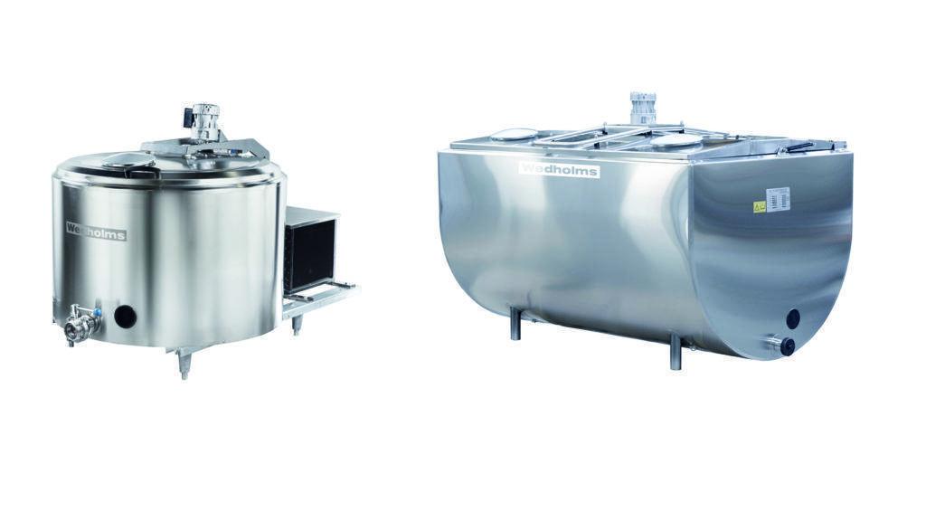 Охолоджувач молока 1900 літрів