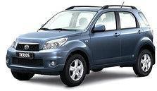 Защита двигателя, КПП, раздатки Daihatsu Terios
