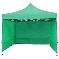 Стенки для торгового шатра 2х2 м, забор на три стороны, разные цвета