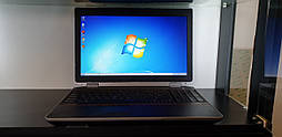 Ноутбук Dell Latitude E6520   15.6' HD (1600*900)   i5-2540M (2.6GHz)   RAM 4Gb   HDD 320Gb   NVIDIA NVS 4200M