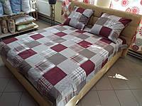 Комплект постельного белья бязь Голд Пэчворк