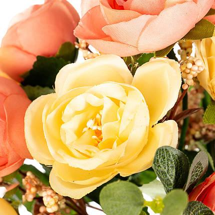 Искусственный цветок 33 см, 137JH, фото 2