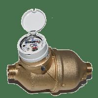 Счетчик воды объемный Sensus 620  Q3 2,5 DN 15