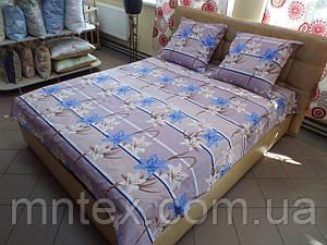 Комплект постельного белья бязь Голд Колокольчики