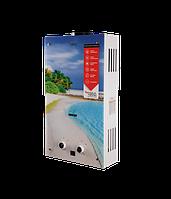 Колонка газовая Aquatronic JSD20-AG308 10 л стекло (пляж)