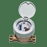 Счетчик воды одноструйный мокроход 820  Q3 4,0 DN 20
