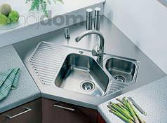 Кухонная мойка Teka TRION 60 E